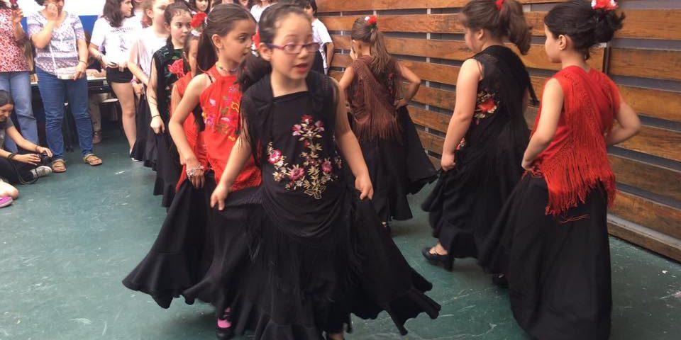 Comenzamos Flamenco