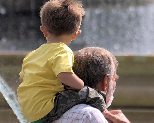 Junio – Mes de los abuelos
