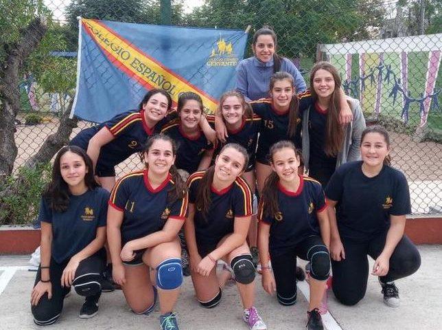 Handball femenino