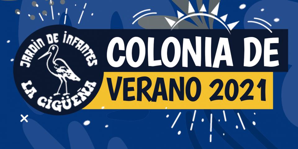 Colonia de Verano 2021