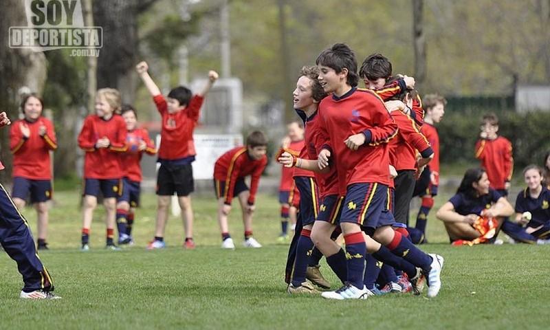 Futbol – Campeonato intercolegial