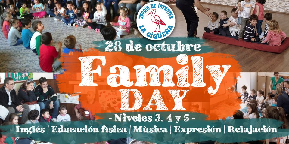 «Family Day» – Nivel Inicial