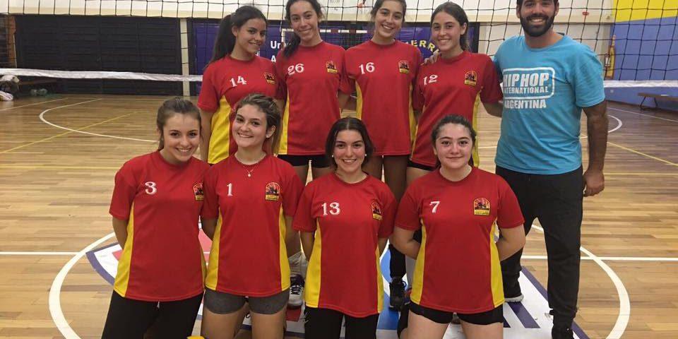 Volleyball – Campeonato intercolegial y LIVOSUR