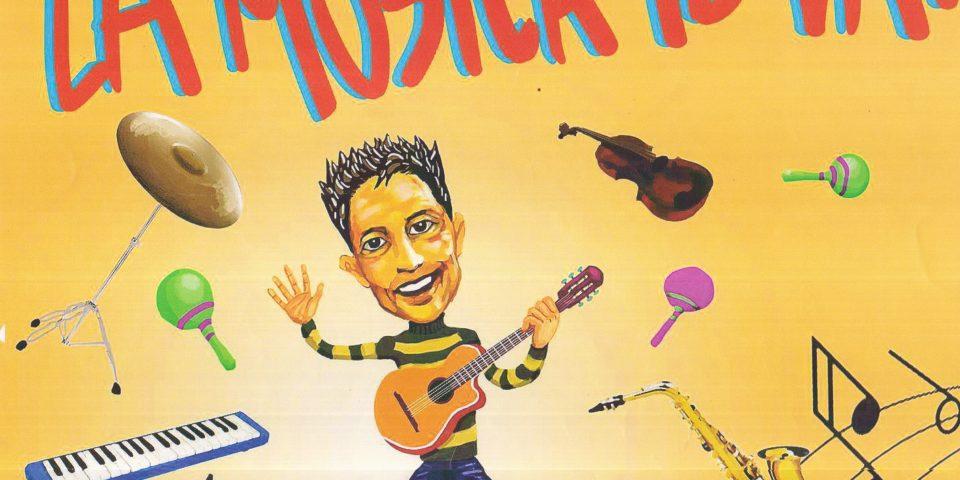 Espectáculo musical ¡La música te va!