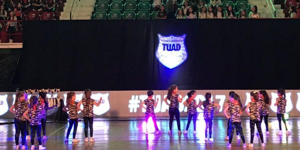Campeonato de Aeróbica y Danza – TUAD