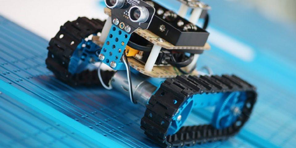 Curso de robótica – Segundo trimestre