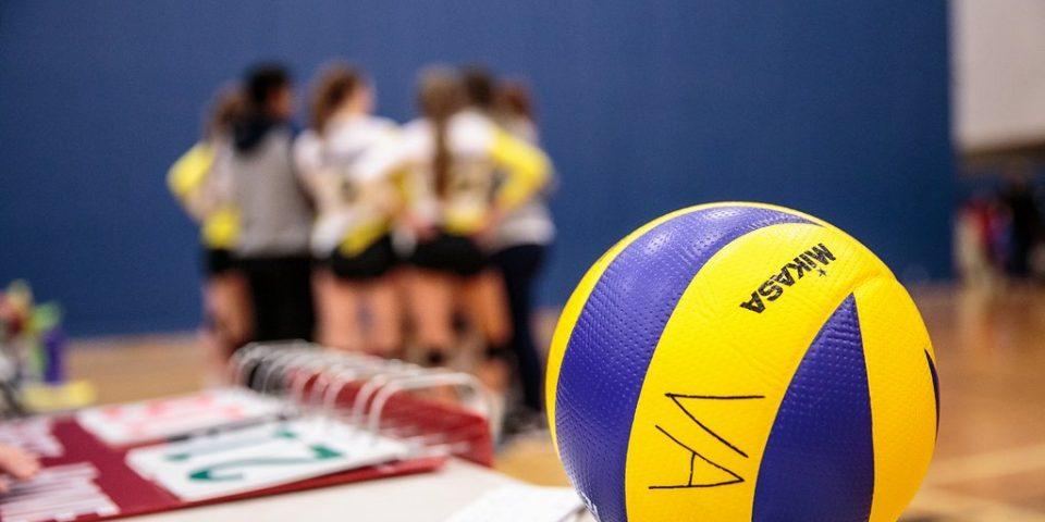 Entrenamientos de Volleyball