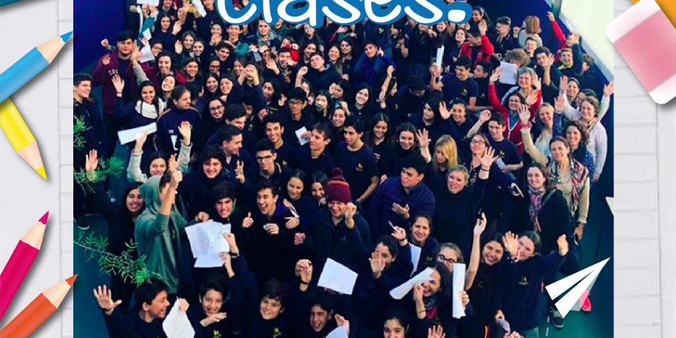 Información vuelta a clases 2019