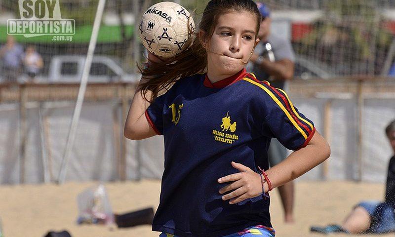 Entrenamientos de Handball