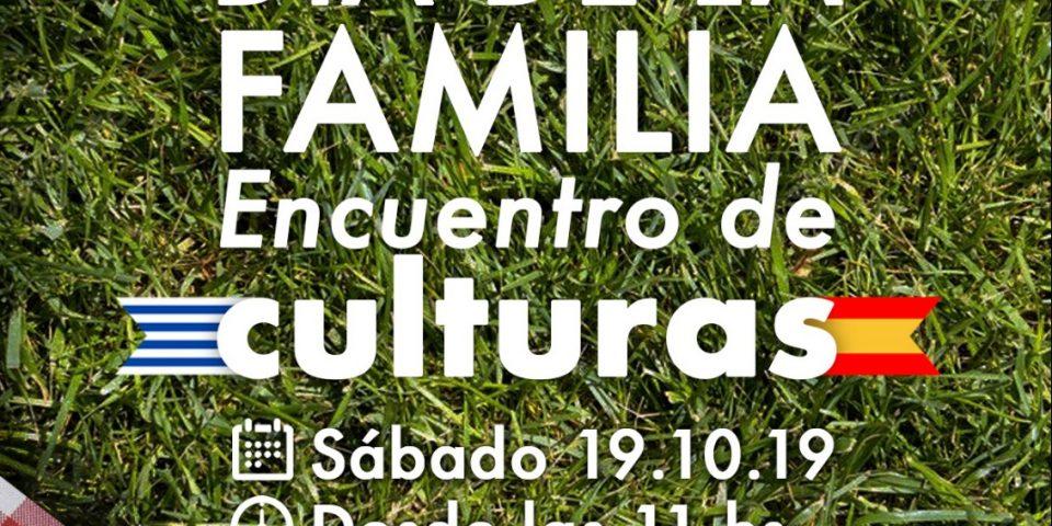 Celebramos el Día de la familia 2019 – «Encuentro de culturas»