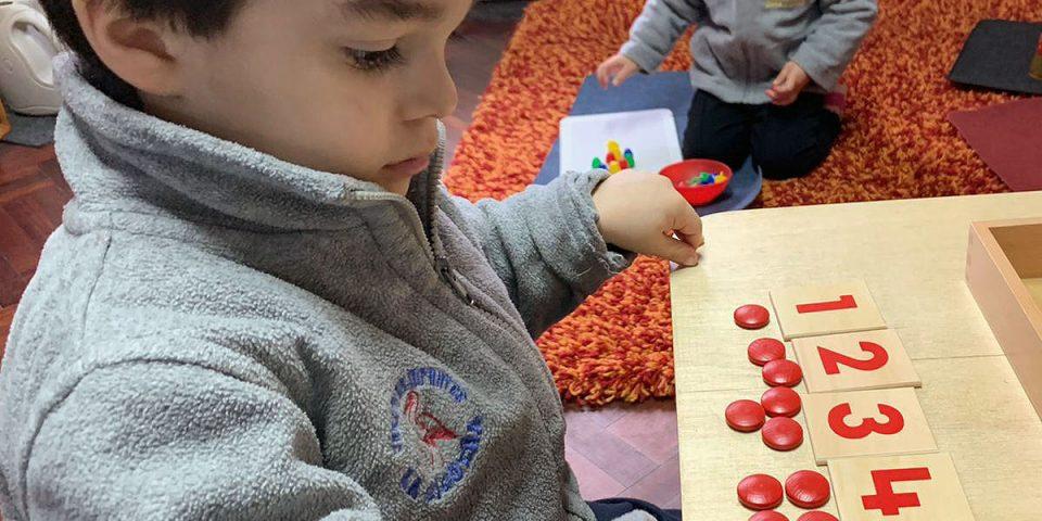 Talleres acerca de la Pedagogía Montessori